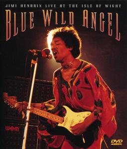 Jimi Hendrix - Blue Wild Angel: Jimi Hendrix Live At The Isle Of Wight (2014) [DVD & Blu-ray 1080i]