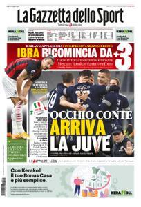 La Gazzetta dello Sport Roma – 11 gennaio 2021