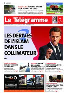 Le Télégramme Brest – 03 octobre 2020