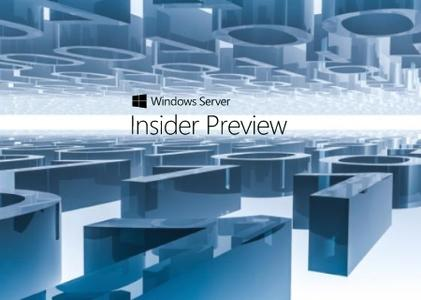 Windows Server vNext Insider Preview 18356.1