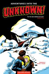 Dark Horse-Adventures Into The Unknown Archives Vol 03 2016 Hybrid Comic eBook