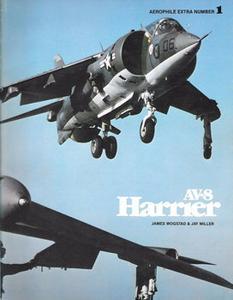 AV-8 Harrier (Aerophile Extra №1)