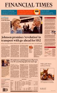 Financial Times UK – 12 February 2020