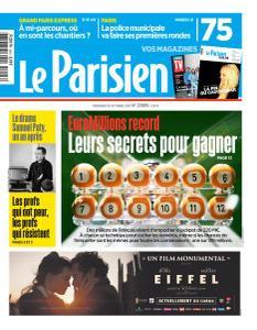 Le Parisien du Vendredi 15 Octobre 2021