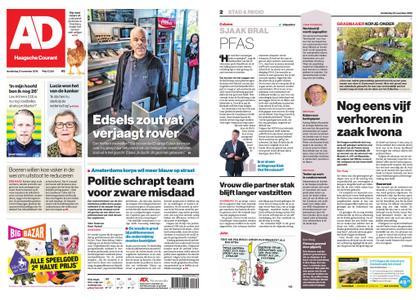 Algemeen Dagblad - Den Haag Stad – 21 november 2019