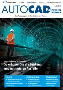 Autocad & Inventor Magazin - September-Oktober 2019
