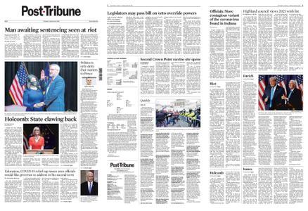 Post-Tribune – January 12, 2021