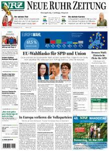NRZ Neue Ruhr Zeitung Essen-Postausgabe - 27. Mai 2019