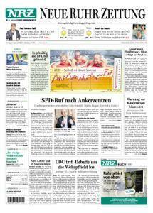NRZ Neue Ruhr Zeitung Essen-Postausgabe - 06. August 2018