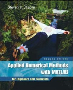 Applied Numerical Methods with MATLAB for Engineers and Scientists (2nd edition) [Repost]