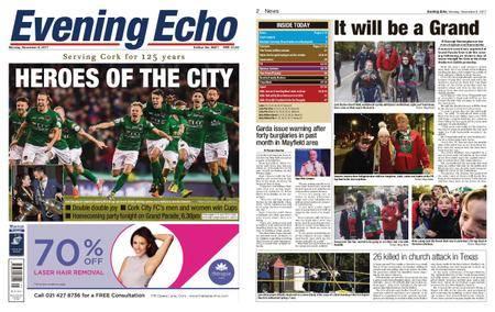 Evening Echo – November 06, 2017