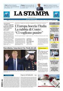 La Stampa Imperia e Sanremo - 21 Giugno 2019