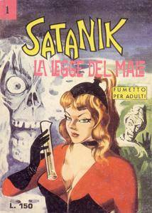 Satanik - 001