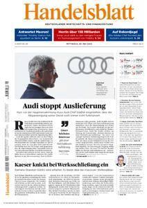 Handelsblatt - 09. Mai 2018