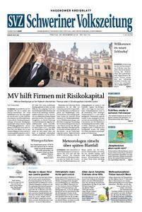 Schweriner Volkszeitung Hagenower Kreisblatt - 28. Dezember 2018