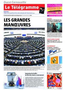Le Télégramme Ouest Cornouaille – 28 mai 2019