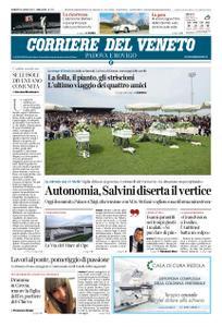 Corriere del Veneto Padova e Rovigo – 19 luglio 2019