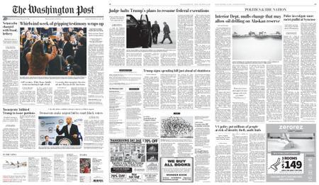 The Washington Post – November 22, 2019