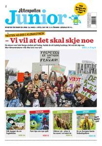 Aftenposten Junior – 26. mars 2019