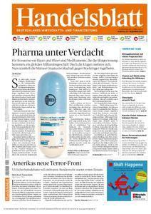 Handelsblatt - 07. Dezember 2015