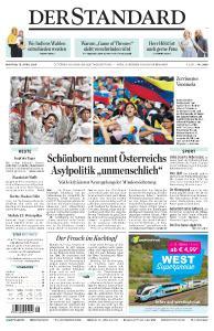 Der Standard - 15 April 2019