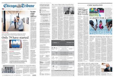 Chicago Tribune – September 17, 2021