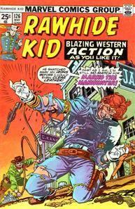 Rawhide Kid v1 126 1975 Brigus