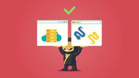 Udemy - Selenium WebDriver With Python 3.x - Novice To Ninja (2019)