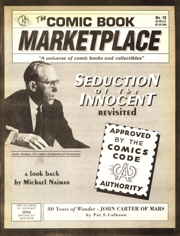 Comic Book Marketplace 010 1991