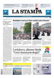 La Stampa Torino Provincia e Canavese - 7 Giugno 2020
