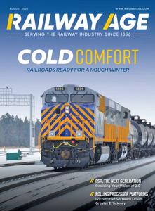 Railway Age - August 2020