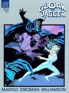 Marvel Graphic Novel 35 - Cloak  Dagger - Predator and Prey 1988