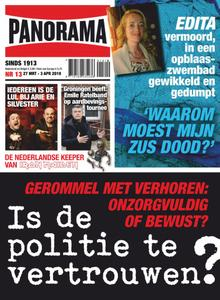Panorama Netherlands - 27 maart 2019