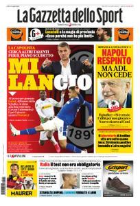 La Gazzetta dello Sport Roma – 11 novembre 2020