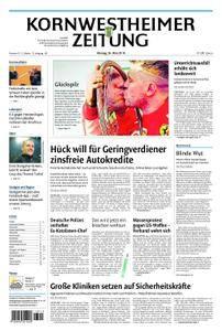 Kornwestheimer Zeitung - 26. März 2018
