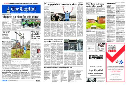 The Capital – March 11, 2020