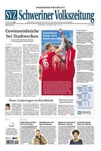 Schweriner Volkszeitung Hagenower Kreisblatt - 08. Juni 2020