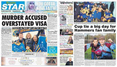 Shropshire Star Shrewsbury Edition – January 06, 2018