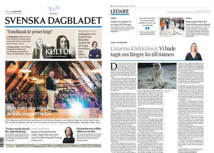 Svenska Dagbladet – 21 juli 2019