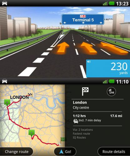 TomTom Maps of Western Europe 940.5966