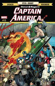 Captain America - Steve Rogers 013 2017 Digital Zone-Empire