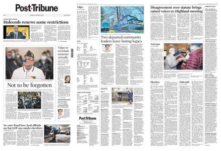 Post-Tribune – November 12, 2020