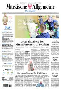 Märkische Allgemeine Dosse Kurier - 28. März 2019