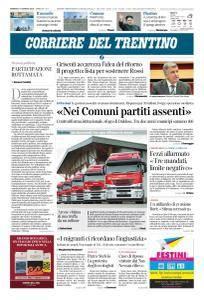 Corriere del Trentino - 7 Gennaio 2018