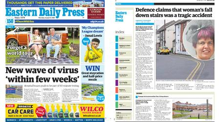Eastern Daily Press – August 06, 2020