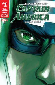 Captain America - Steve Rogers 007 2017 Digital Zone-Empire