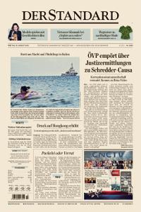 Der Standard – 16. August 2019