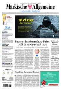 Märkische Allgemeine Luckenwalder Rundschau - 06. September 2019