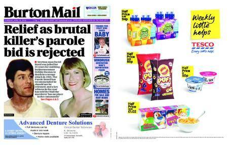 Burton Mail – April 19, 2018