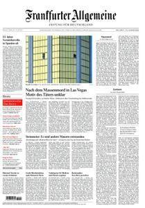Frankfurter Allgemeine Zeitung F.A.Z. - 04. Oktober 2017